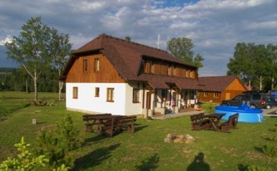 Hofman Apartmány Šumava
