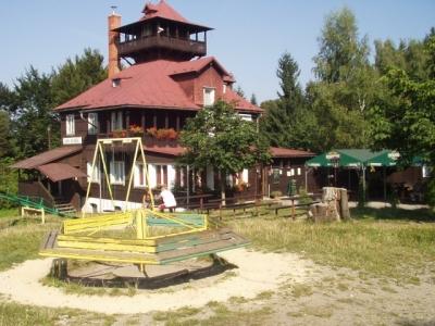 Horská chata na Prašivé