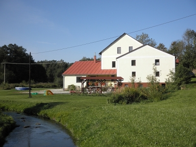 Penzion Mlejn