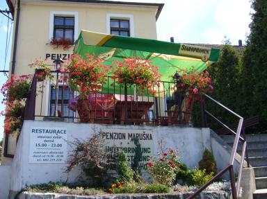 Penzion Maruška