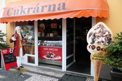 Cukrárna - Helena Kadaníková - kvalitní cukrárna, výroba, prodej zákusků a ručních čokoládových bonbónů - Česká Skalice